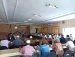 Rapat Bahas Kasus Tanah Makam Lintas Agama di DPRD Kotim Sempat Memanas