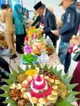 Kecamatan Pulau Hanaut Gelar Lomba Nasi Tumpeng, Ini Daftar Juara