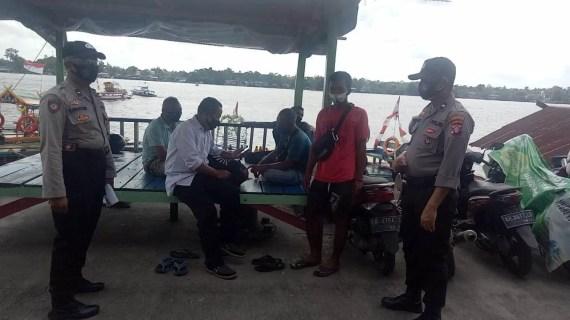 Polsek Jaya Karya Hadiri Musrembang di Desa Sei Ijum