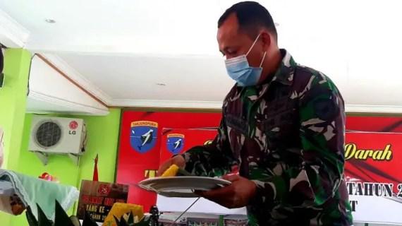 Faktor Alam Menjadi Tantangan TMMD di Kecamatan Pulau Hanaut