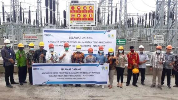 Proyek PLTU Bagendang Dilanjutkan Tahun Depan, Diapresiasi Ketua Komisi II DPRD Kalteng