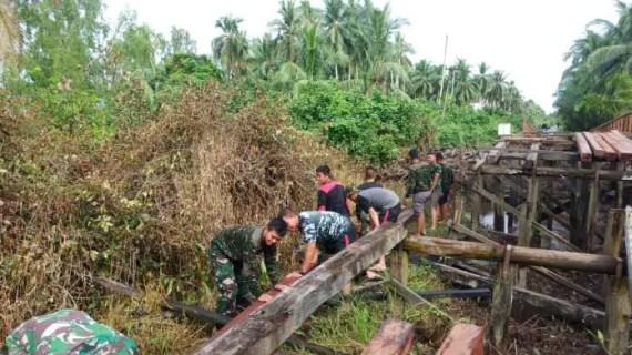 TMMD Reguler ke-109 Kodim 1015/Spt, Wujud Kemanunggalan TNI dan Rakyat