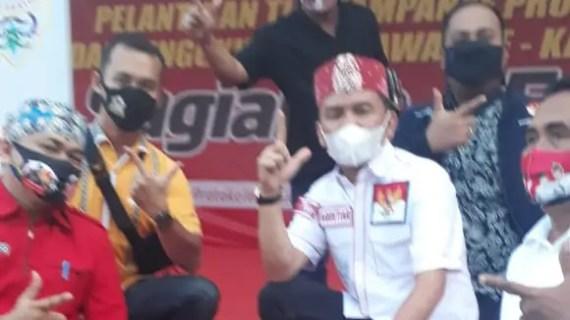 Relawan Sugianto-Edy Ucapkan Ikrar, Siap Laksanakan 5 Poin Penting