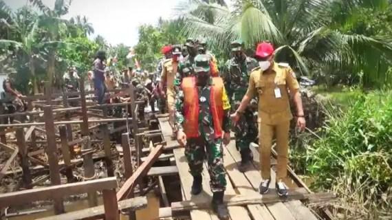 Artikel – Membangun Jembatan Masa Depan Desa Terisolasi Melalui TMMD