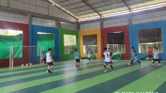 Ditengah Pandemi, Hobi Futsal Tetap Berjalan