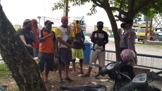 Polsek Kawasan Pelabuhan Mentaya Giat Laksanakan Patroli Rawan Siang