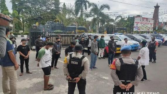 Ternyata Pelajar Juga Ingin Ikut Demo di Sampit