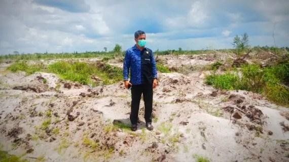 DPRD Kotim desak penyelidikan dugaan galian C di lahan kuburan