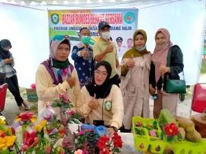 Kotim Fair, Desa Bagendang Hilir Perkenalkan Opak Beras Ketan