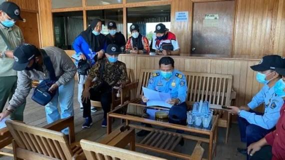 Tim Gabungan Lakukan Pengawasan Orang Asing di PT Indo Balambit
