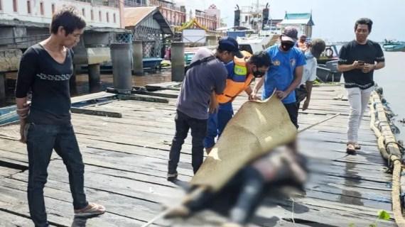 Jenazah lelaki tanpa identitas ditemukan di Sungai Mentaya