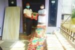 PT Maju Aneka Sawit bantu korban banjir di Desa Hanjalipan