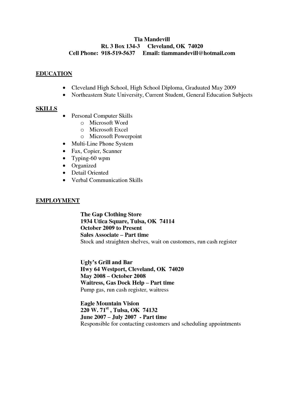 Sample Of Sales Associate Resume Best Store Associate Resume Sample Samplebusinessresume