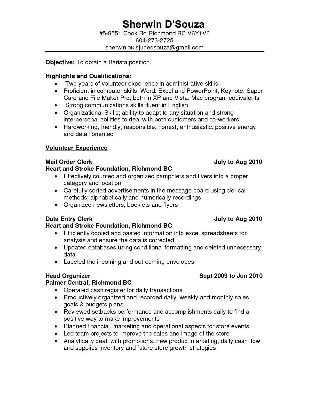 Resume Unit Clerk Resume Objective Examples Office Clerk Resume Example  Library Objective Examples Resume  Unit Secretary Resume