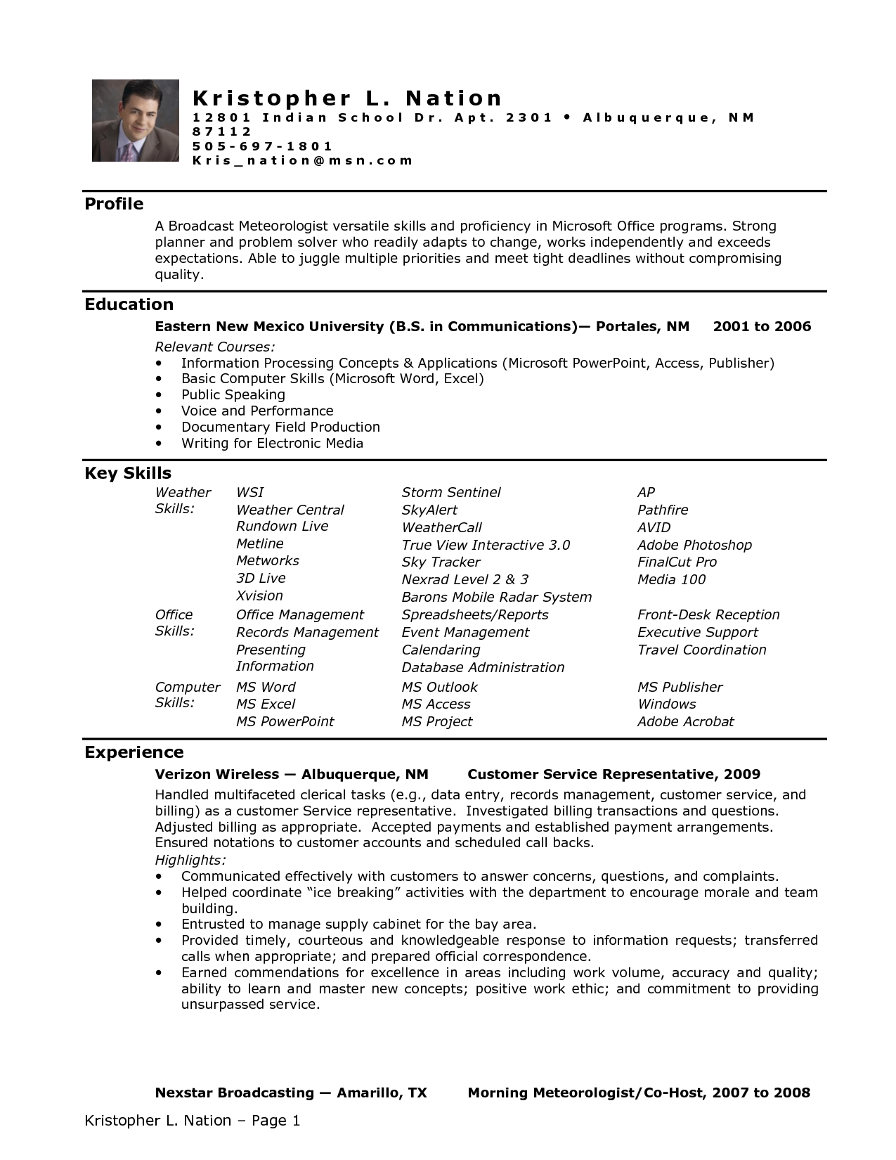 10 sample resume for medical administrative assistant - Administrative Resume