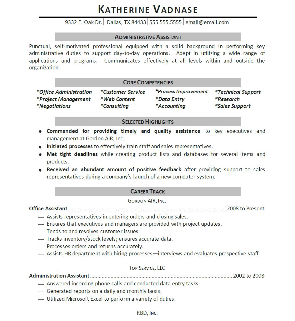 Examples Of Nursing Skills For Resume Examples of Resumes