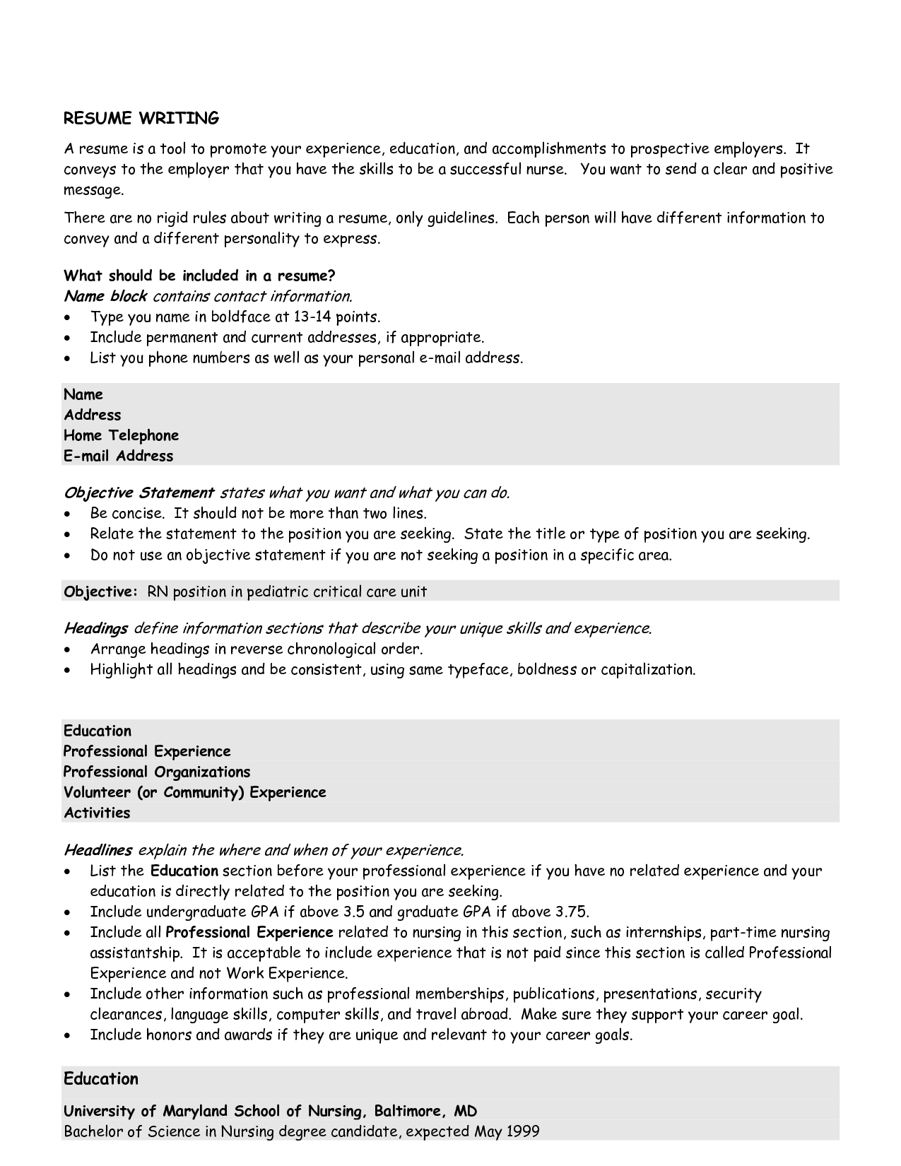 Resume Objective Samples Objectives For It Resume Objective Resume  Resume Objective Examples For Students