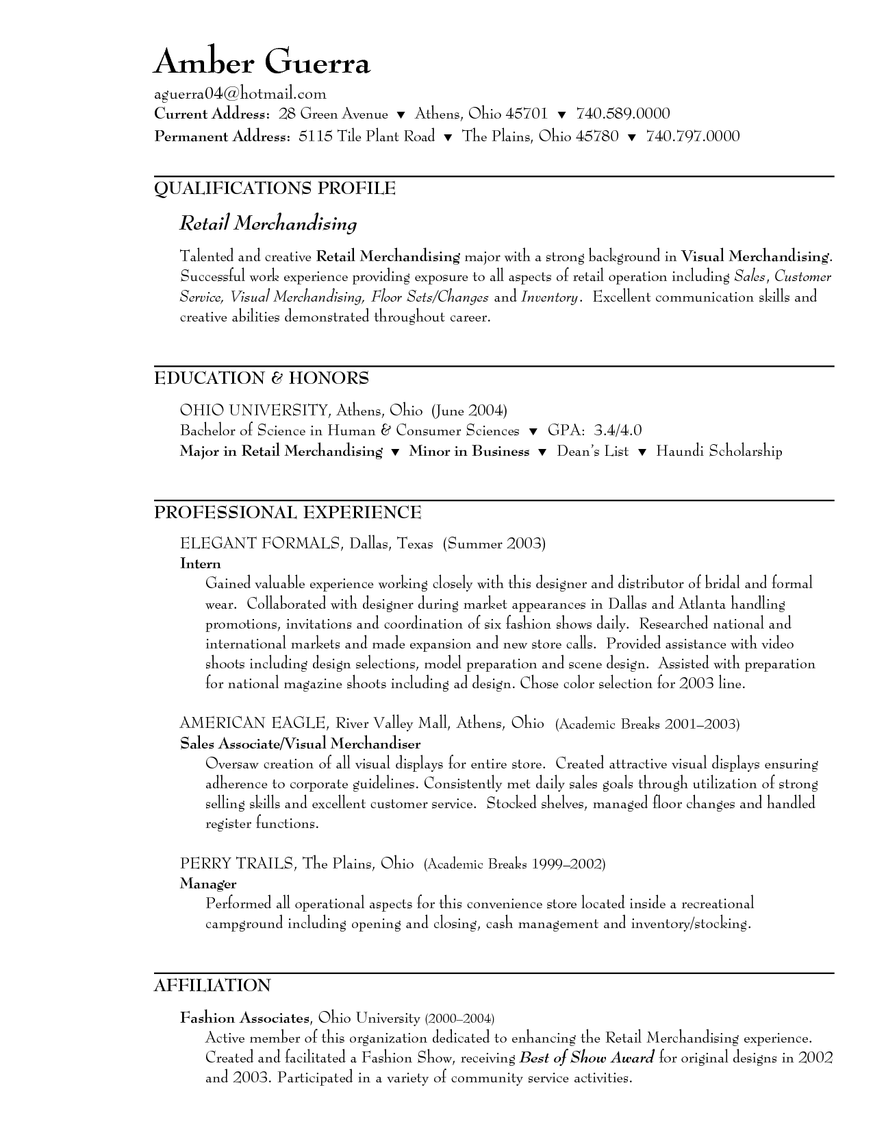 Sample Resume For Cosmetic Retail Sales Resume Ixiplay Free