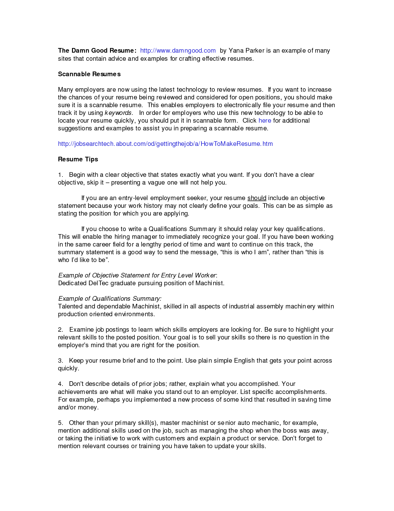 Summary For Resume Examples SampleBusinessResume Com  Summary On A Resume Examples