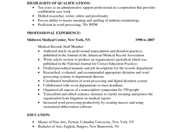 Best Optometric Technician Resume Samples Ophthalmic Job Description
