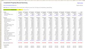 Landlord Accounts Spreadsheet Free - SampleBusinessResume.com ...