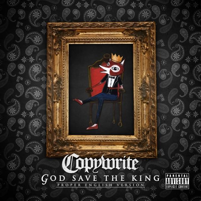 God Save The King (Proper English Version) – Copywrite