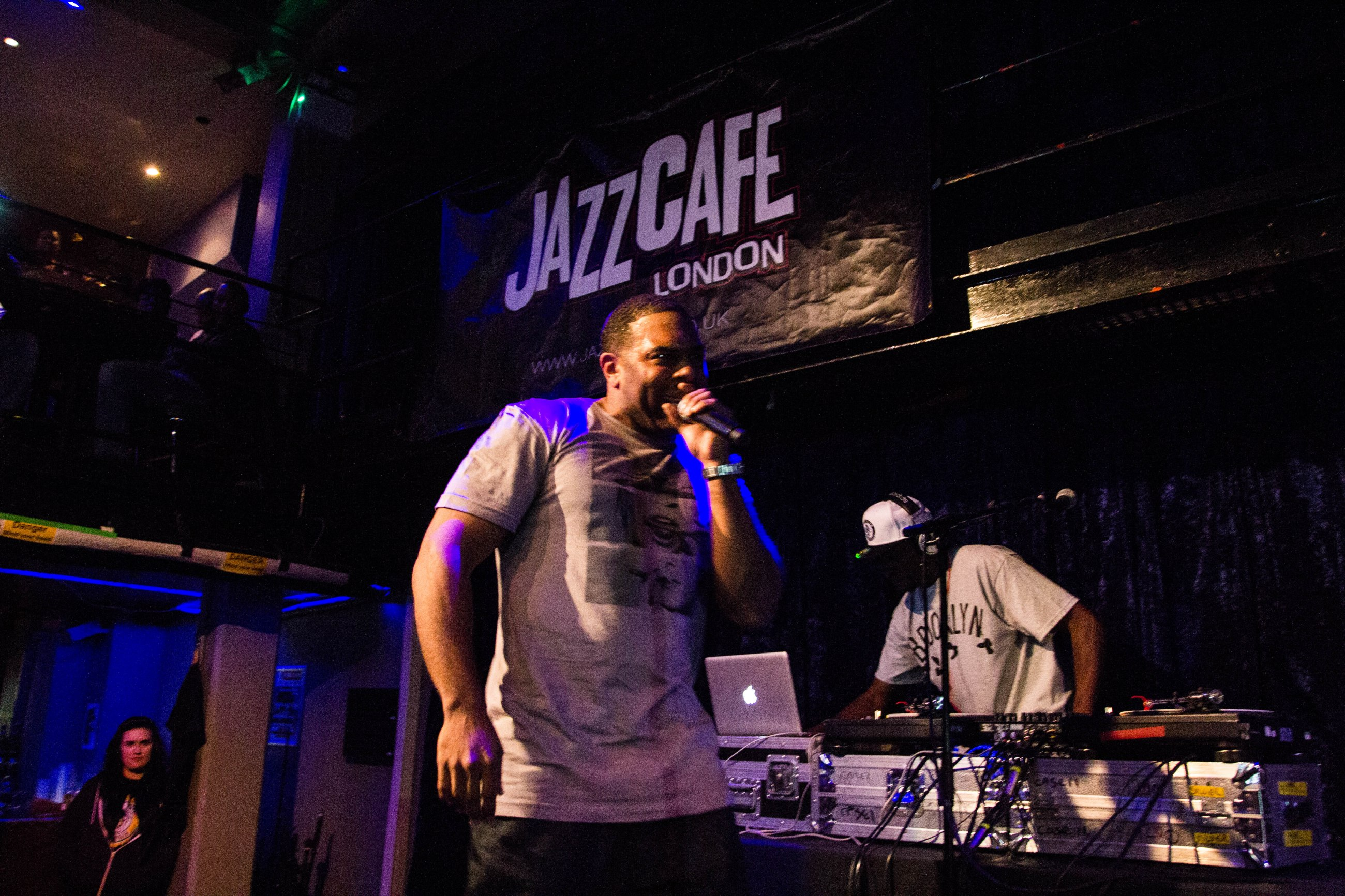 Pete Rock & CL Smooth At The Jazz Cafe