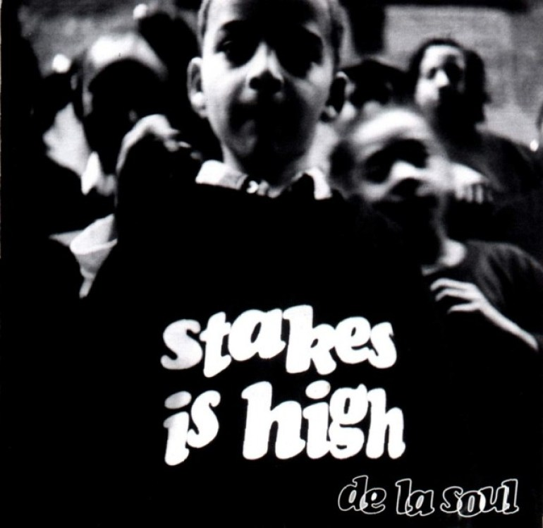 28 Days Of Dilla #5: De La Soul - Stakes Is High