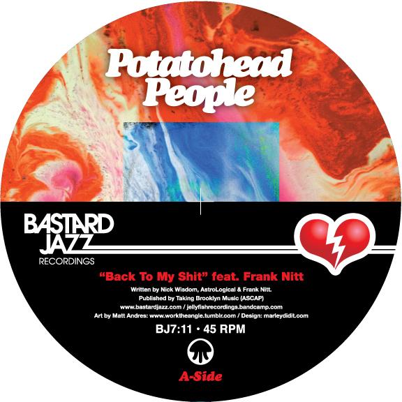 Potatohead People - Back To My Shit (feat. Frank Nitt)