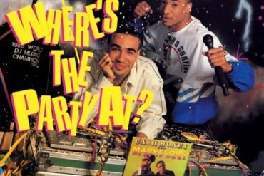 Cash Money and Marvelous - Where's the Party At?