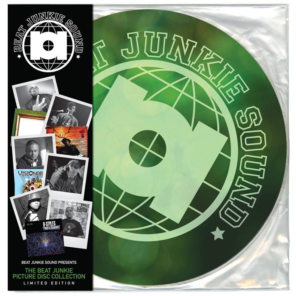 The Beat Junkies - Picture Disc Collection