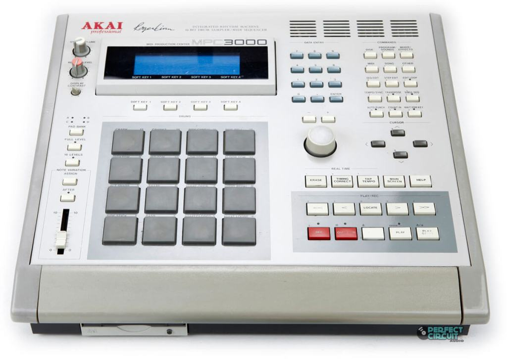 The Akai MPC 3000