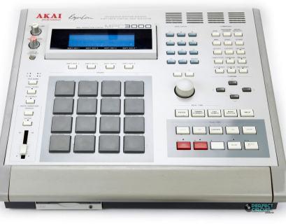 The Akai MPC 3000