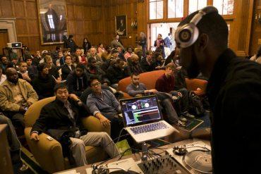 (th Wonder at Harvard - one of many hip hop forays into academic circles