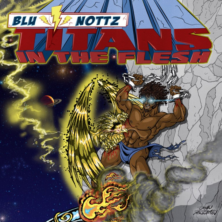 titans in the flesh