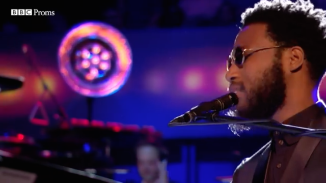 Cory Henry Performs Billie Jean at the BBC Proms