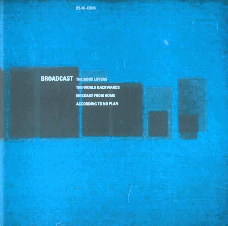 Broadcast - The book lovers