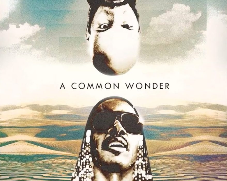 Amerigo Gazaway's New Common x Stevie Wonder Project