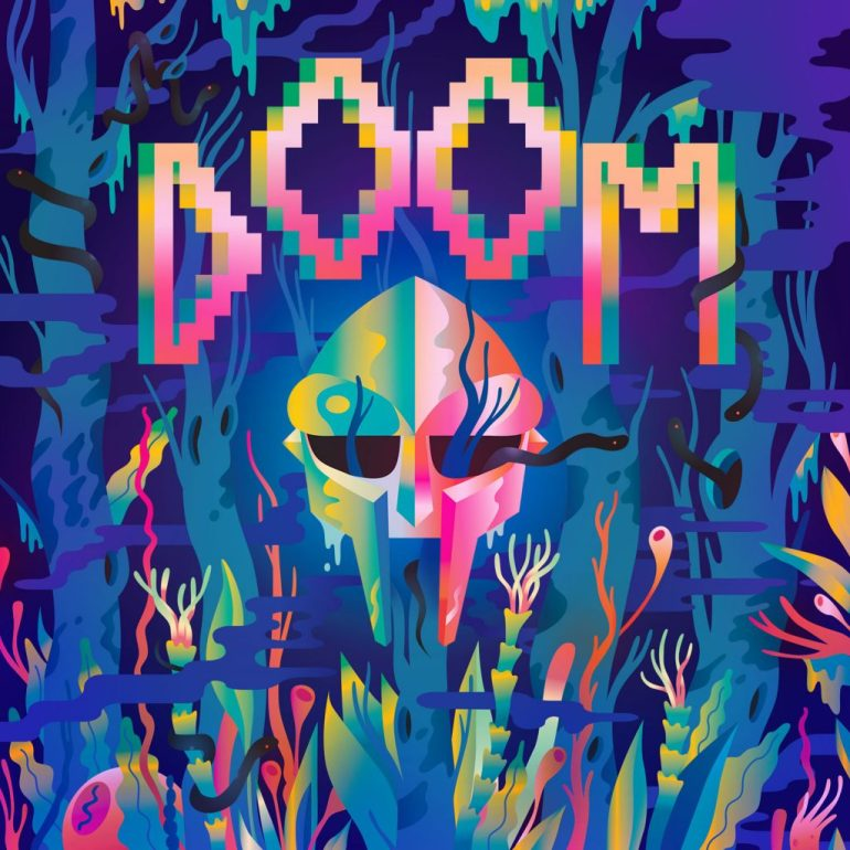 Adult Swim's The Missing Notebook Rhymes from DOOM