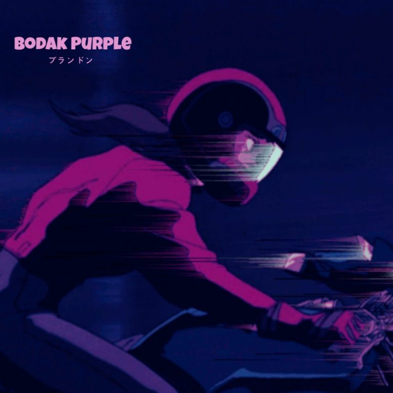 brandon* - Bodak Purple