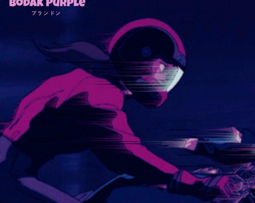 brandon* - Bodak Purple