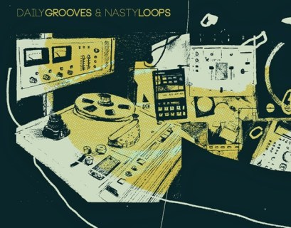 Freddy Bracker - Daily Grooves & Nasty Loops