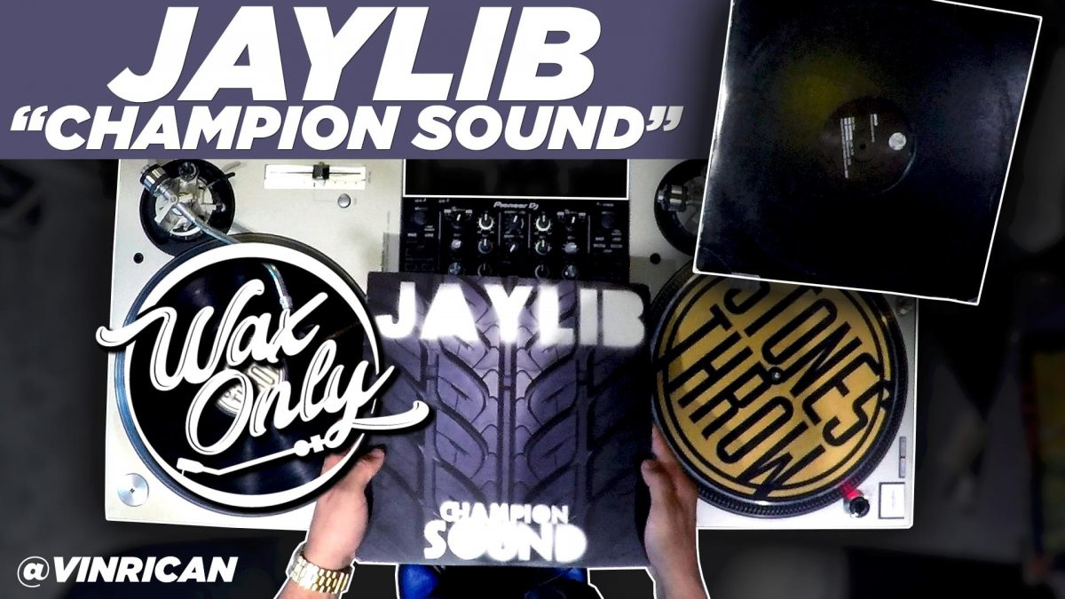Samples from Jaylib's Champion Sound Played by VinRican
