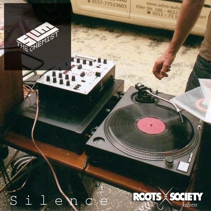 Slim the Chemist - Silence EP
