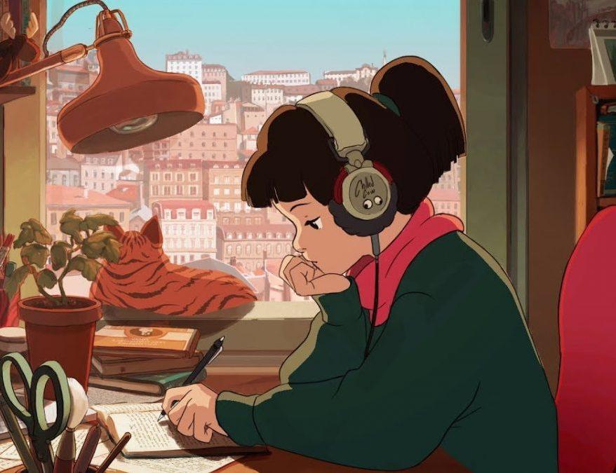 Lo-fi beats to study to