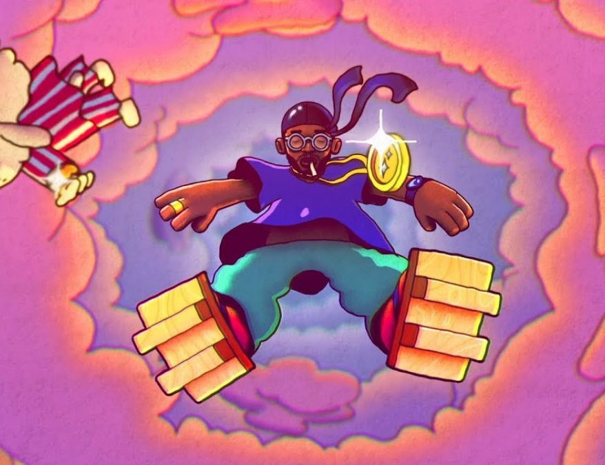 VIDEO: Knxwledge - dont be afraid