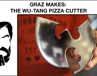 The Wu-Tang Pizza Cutter