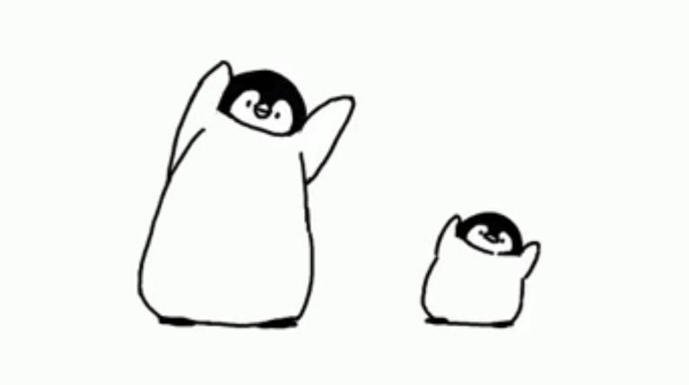 chocopen penguins