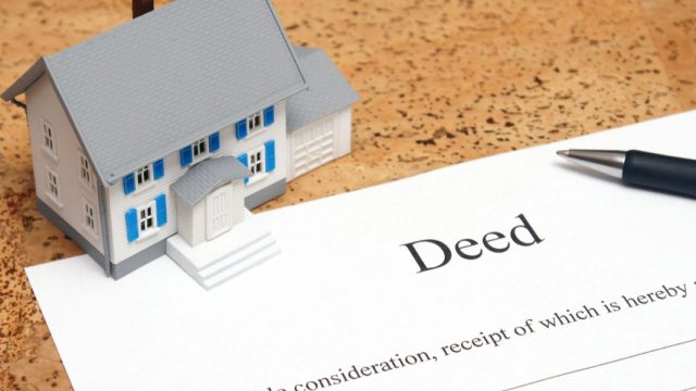 Writing A Hardship Letter For Deed In Lieu Of Foreclosure - Sample