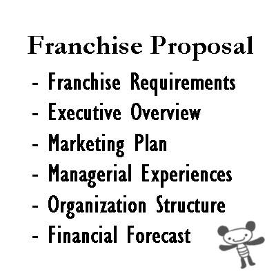 Franchise Proposal Writing Tips